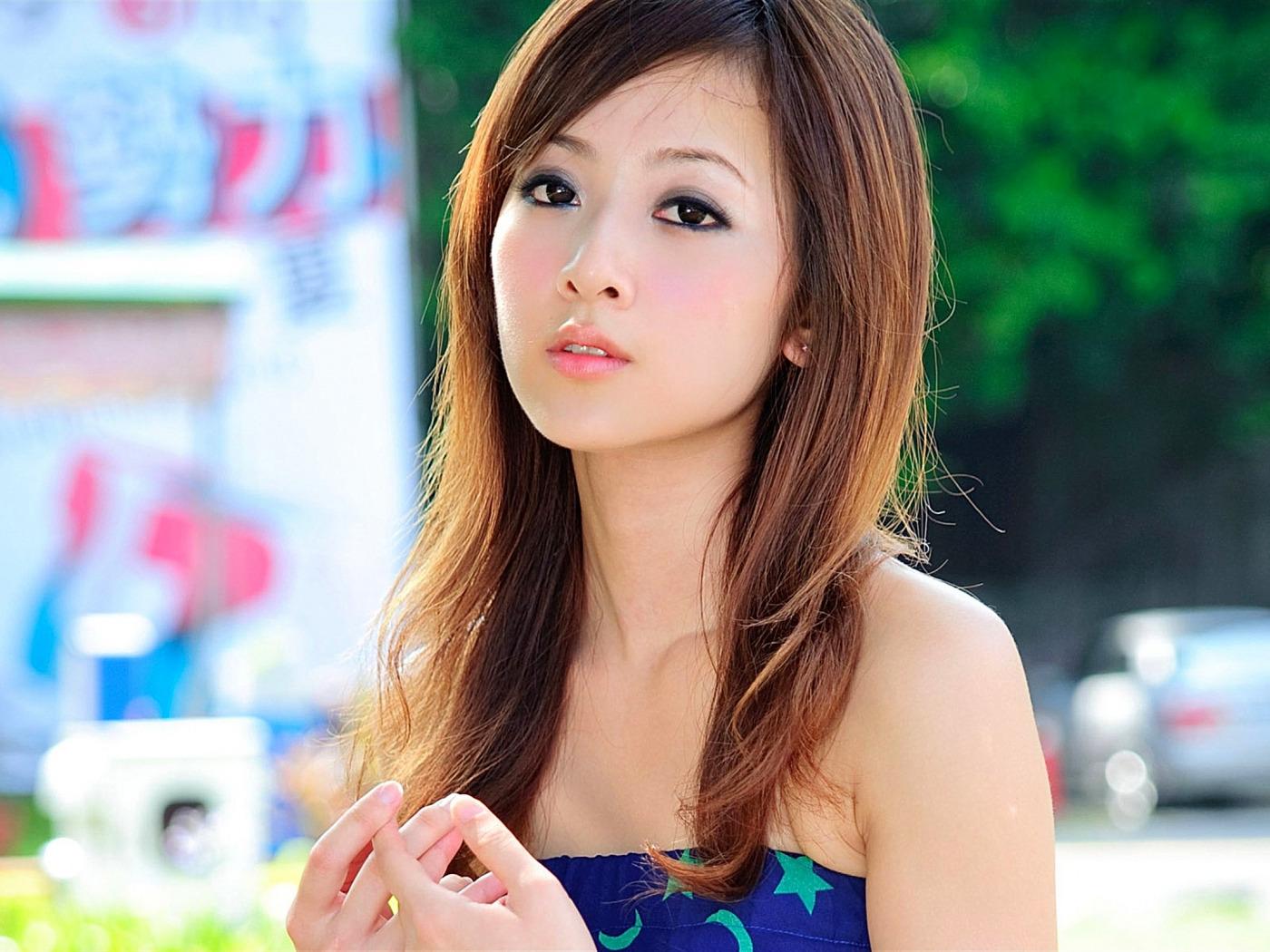 Japan model girl video 12