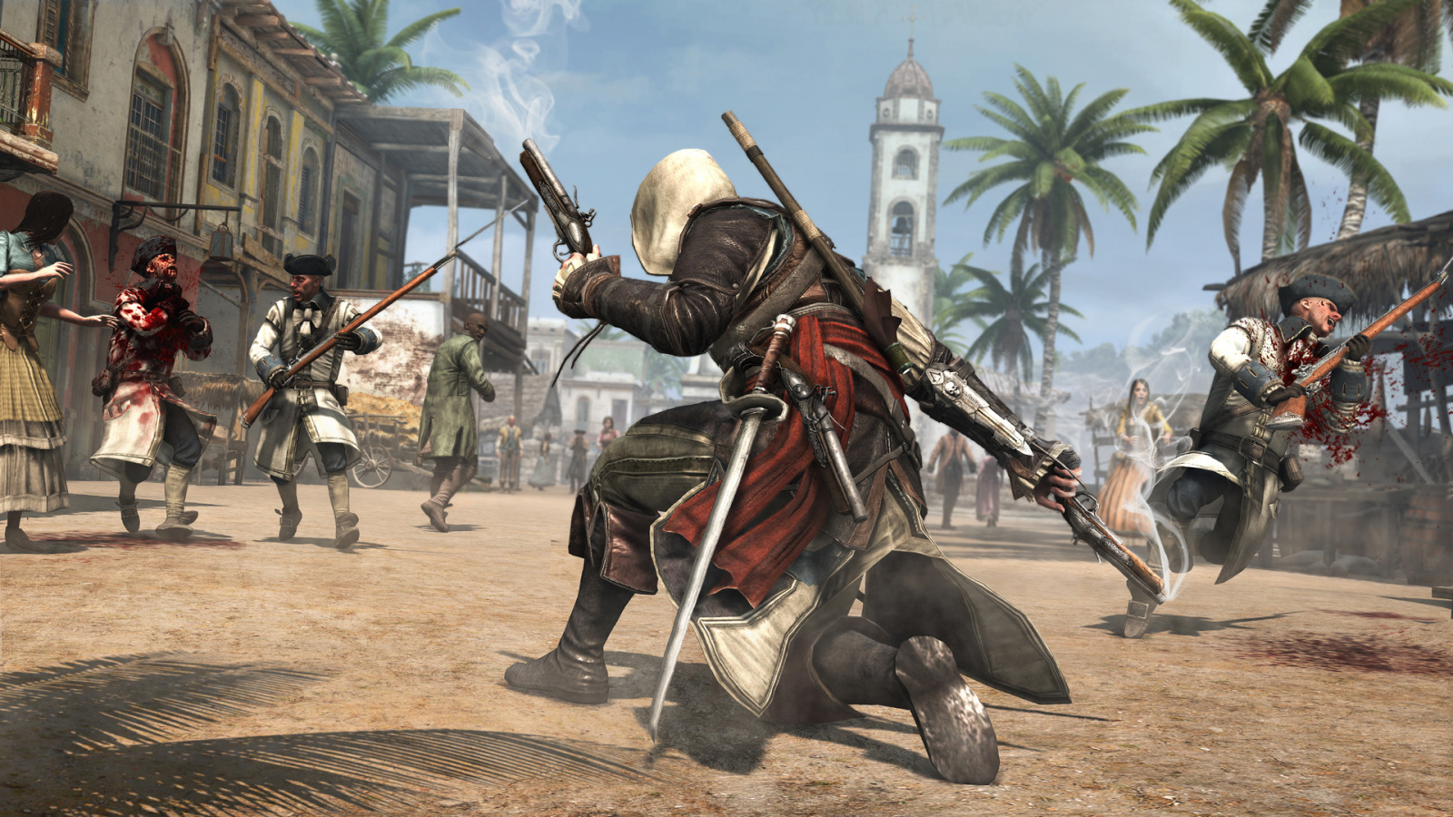 Assassins Creed 3 Free Download PC Game Full Version