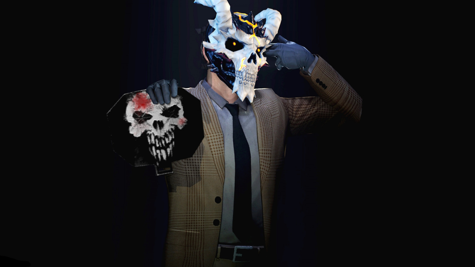 Payday 2 Mask iPhone 5 Wallpaper (640x1136) | Best Games ...