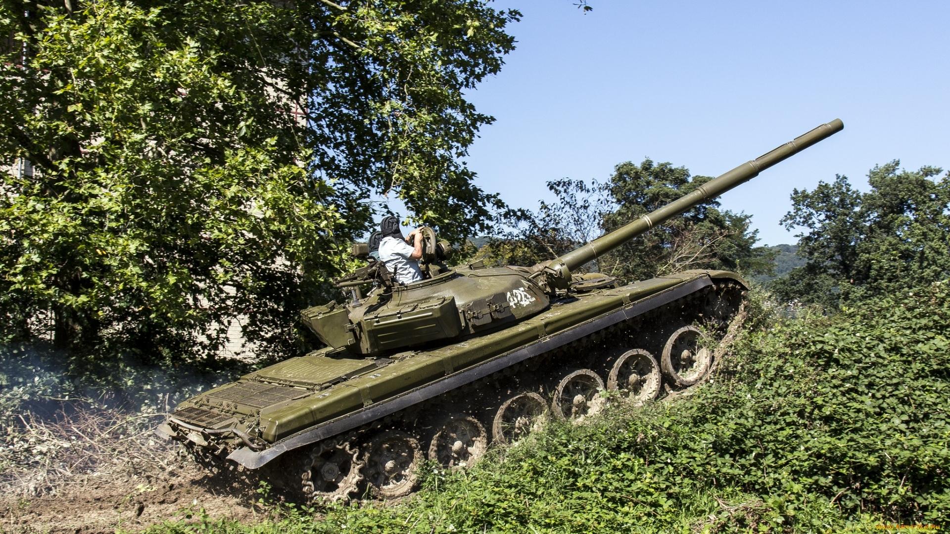 На алжирском танке нет динамической защиты