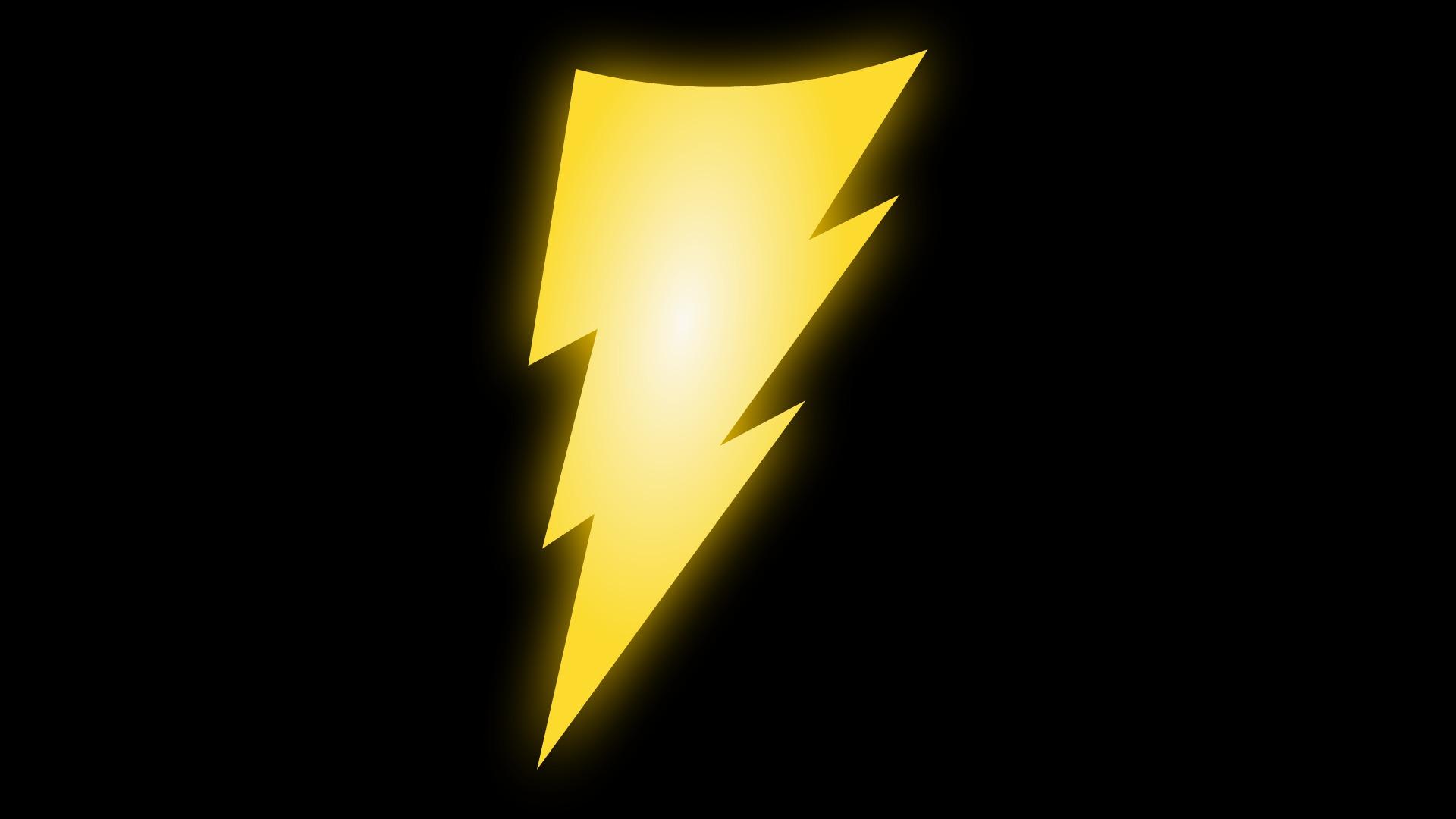 download wallpaper yellow black adam lightning black