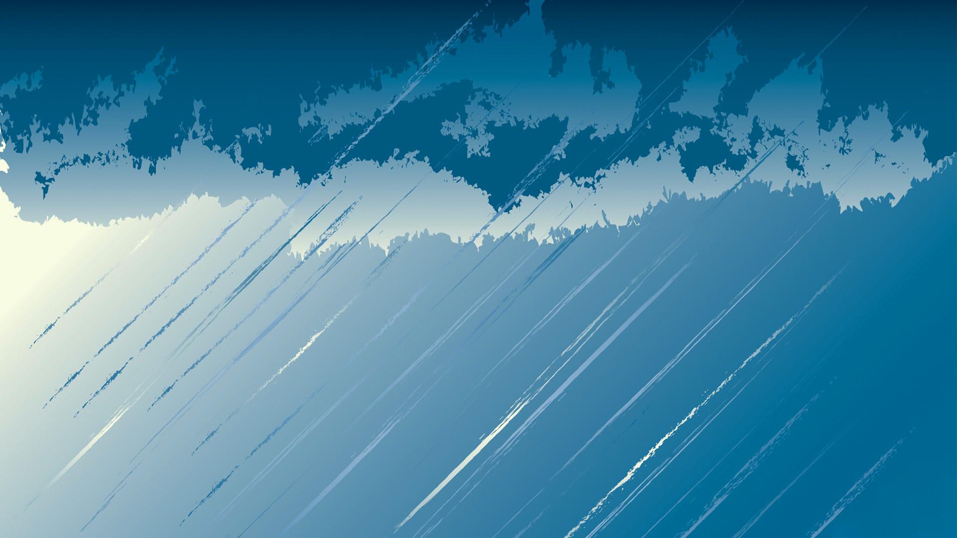 rain showers background summer - photo #11