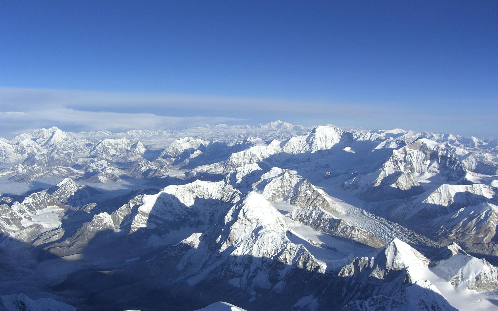 горы высота снег  № 385133 загрузить
