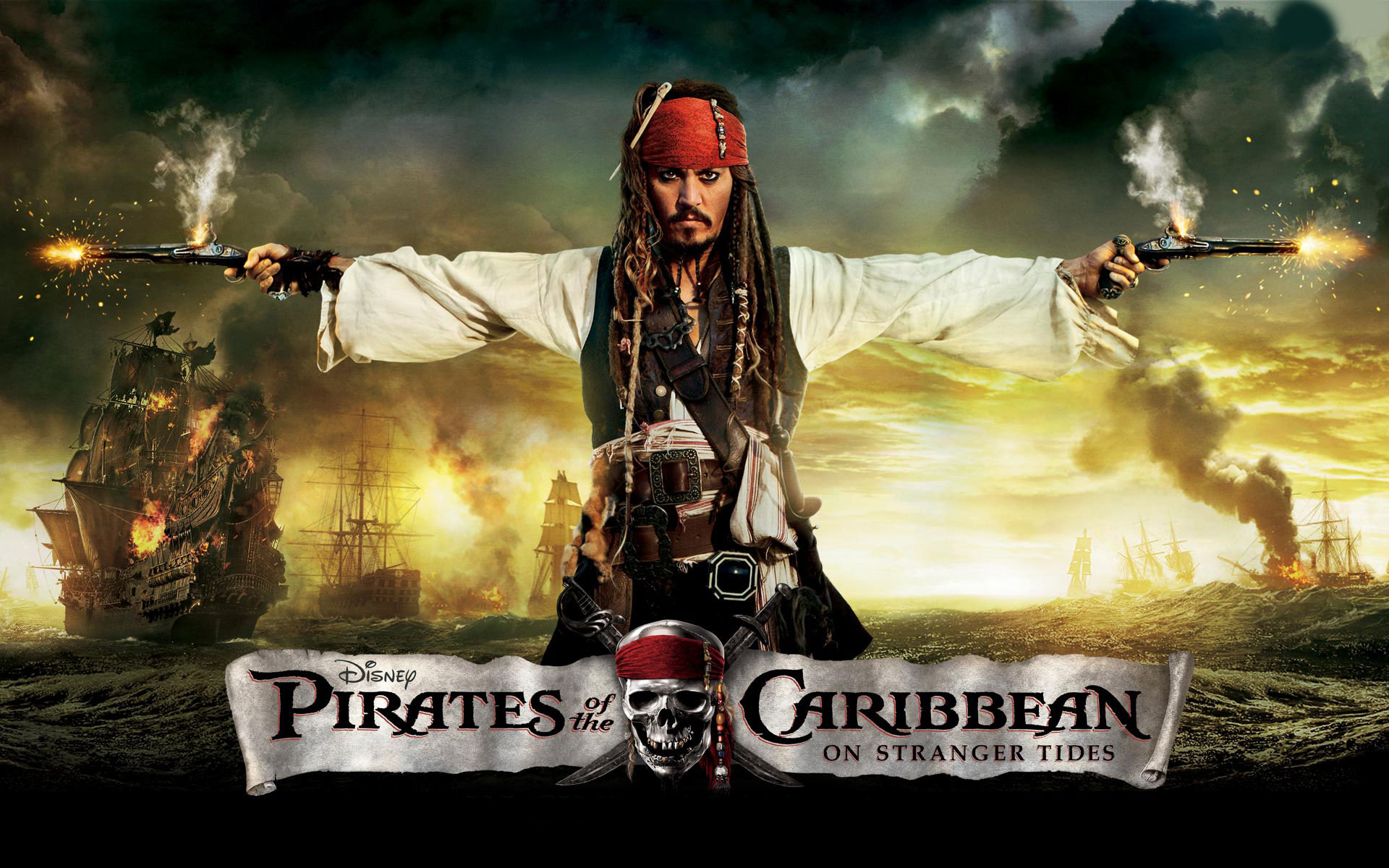 Assistir Piratas do Caribe 3: No Fim do Mundo