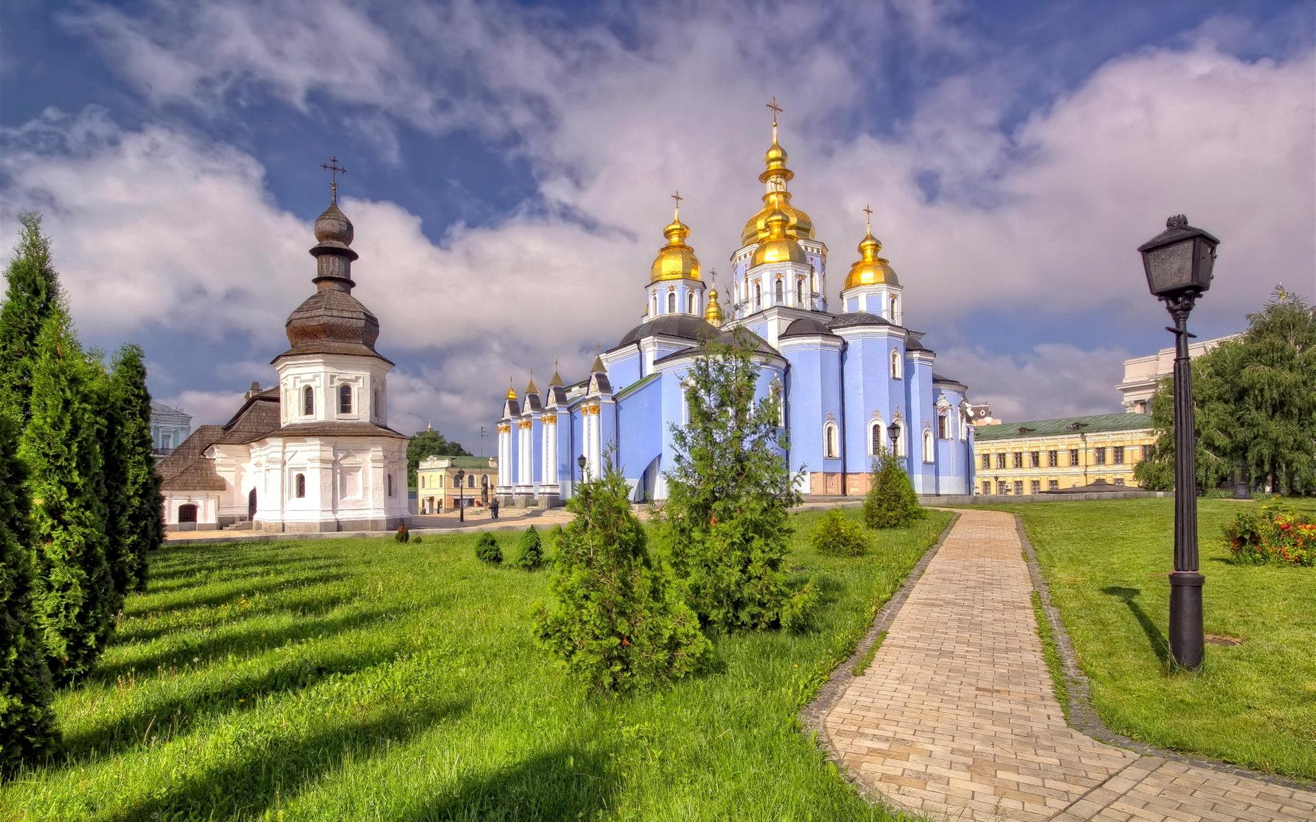 Обои на рабочий стол 1920х1080 храмы россии