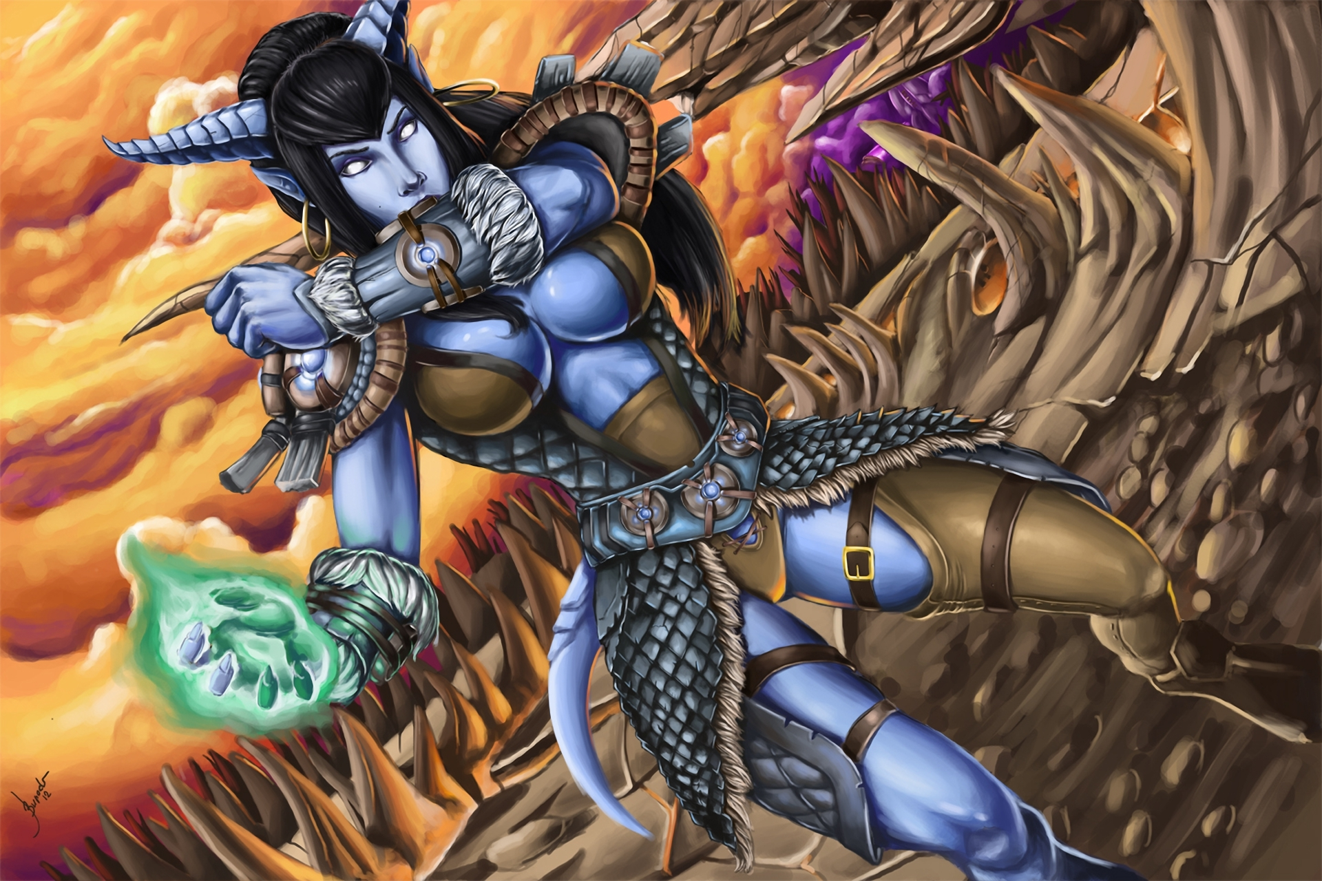 WoW hottest draenei xxx galleries