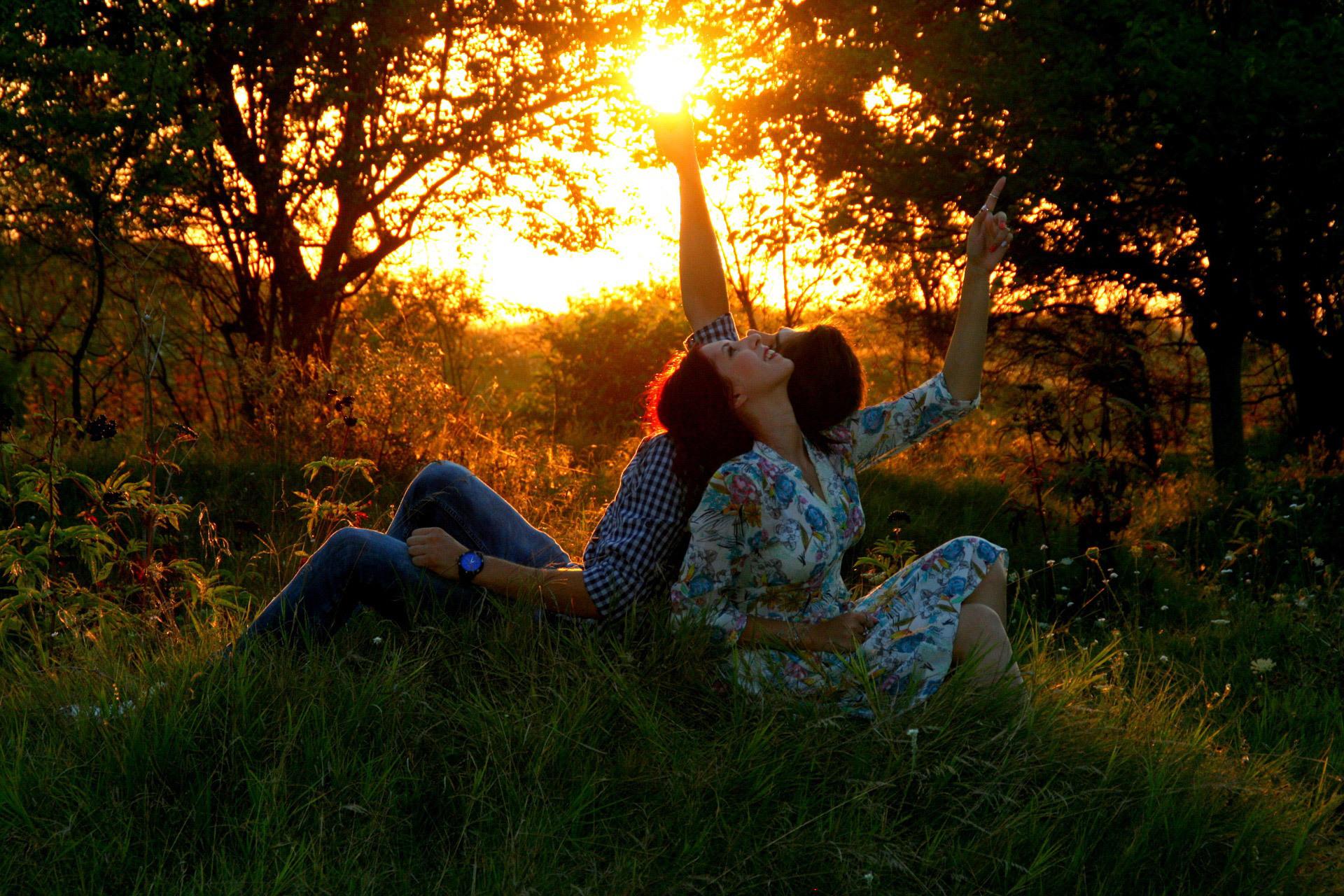 Фото с любимой на природе смотреть фильм