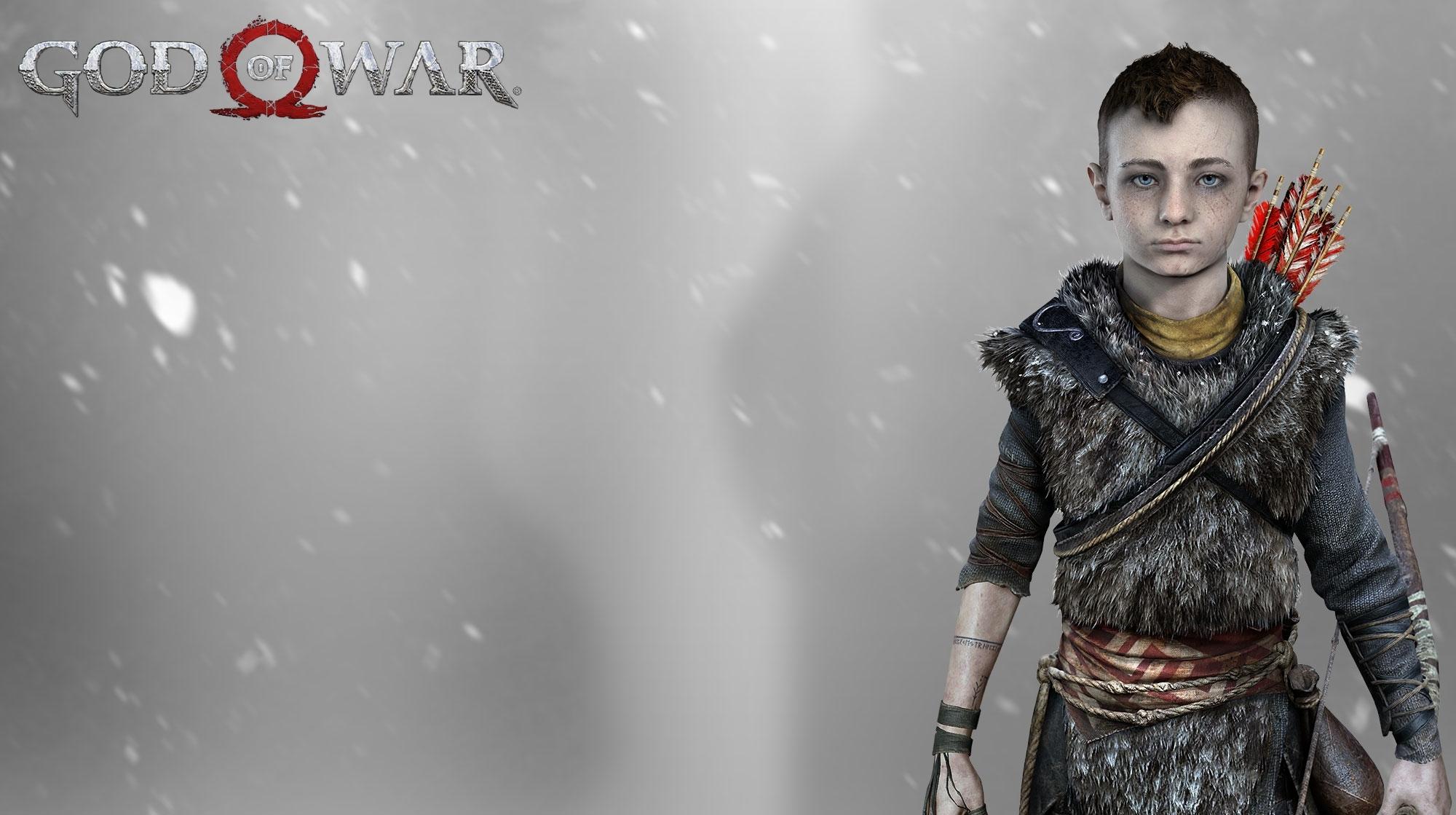 god of war 4 - HD1920×1080
