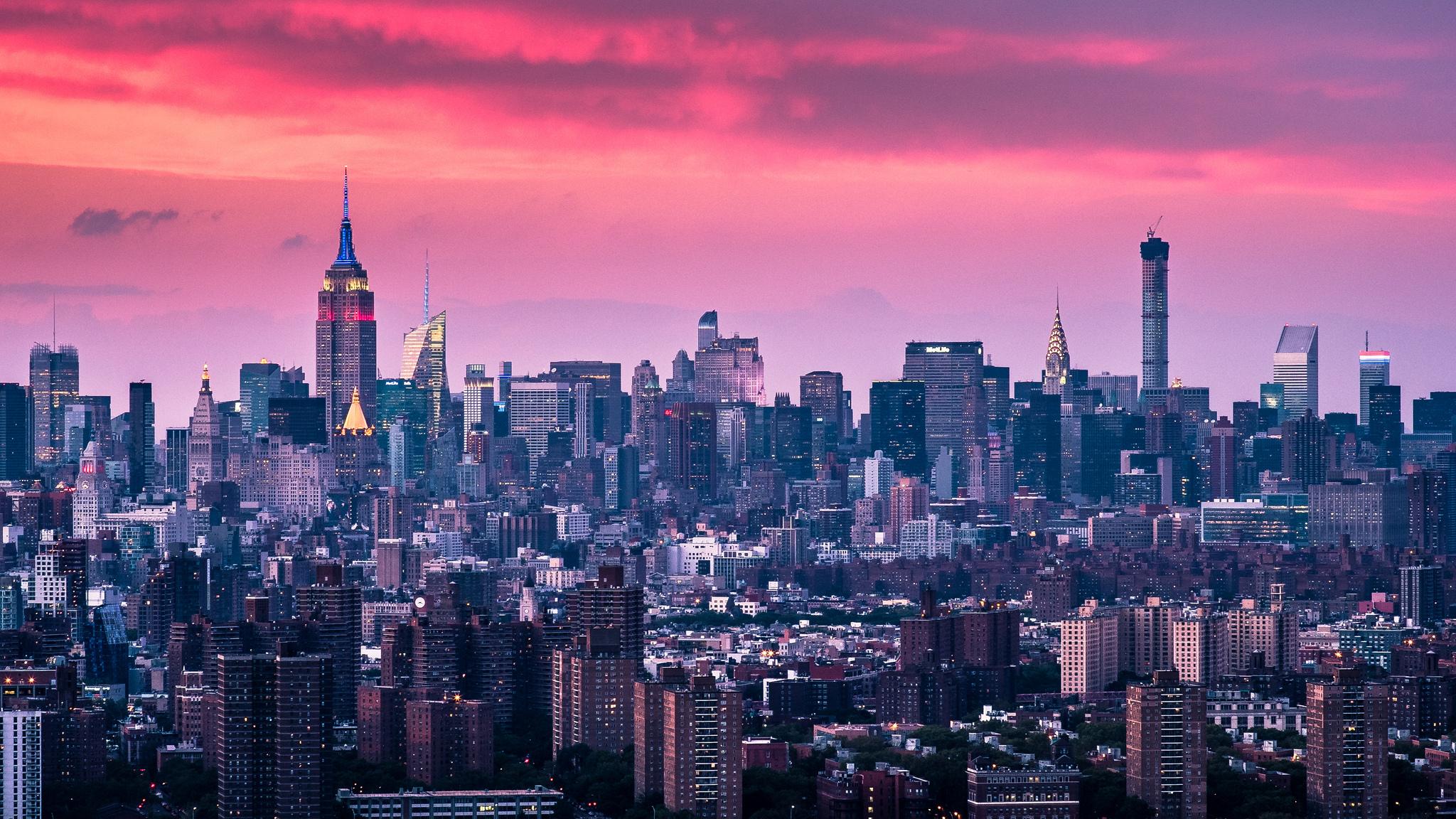 Скачать обои для рабочего стола нью йорк