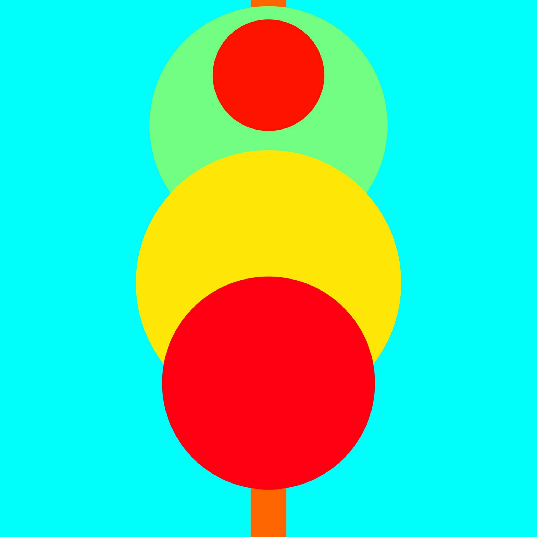 Download wallpaper Design, Lollipop, 5.0, Red, Yellow ...