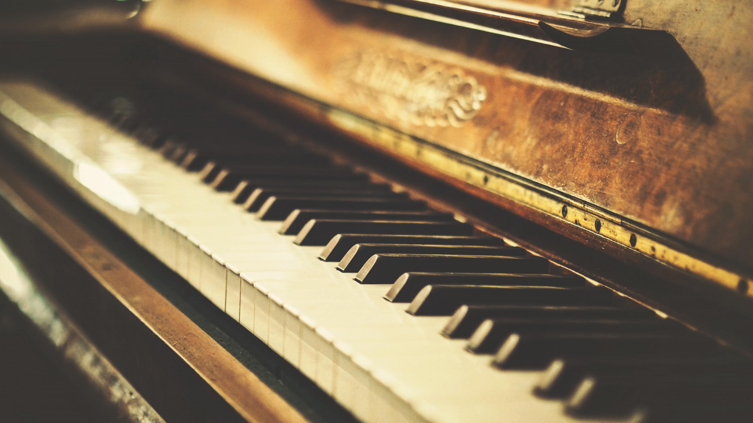 Piano Wallpaper Hd Vintage