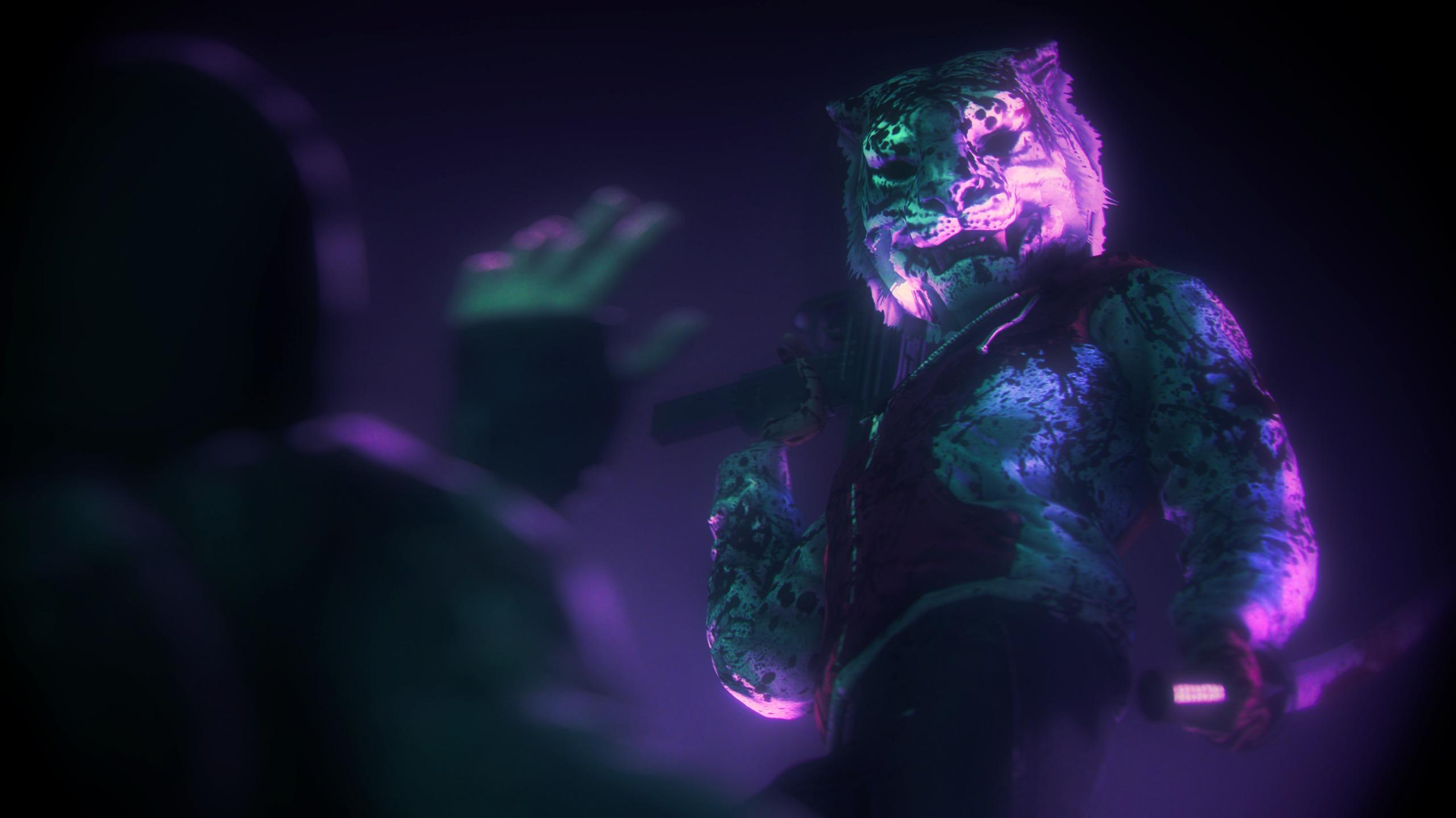 неон маска neon mask  № 2321231  скачать