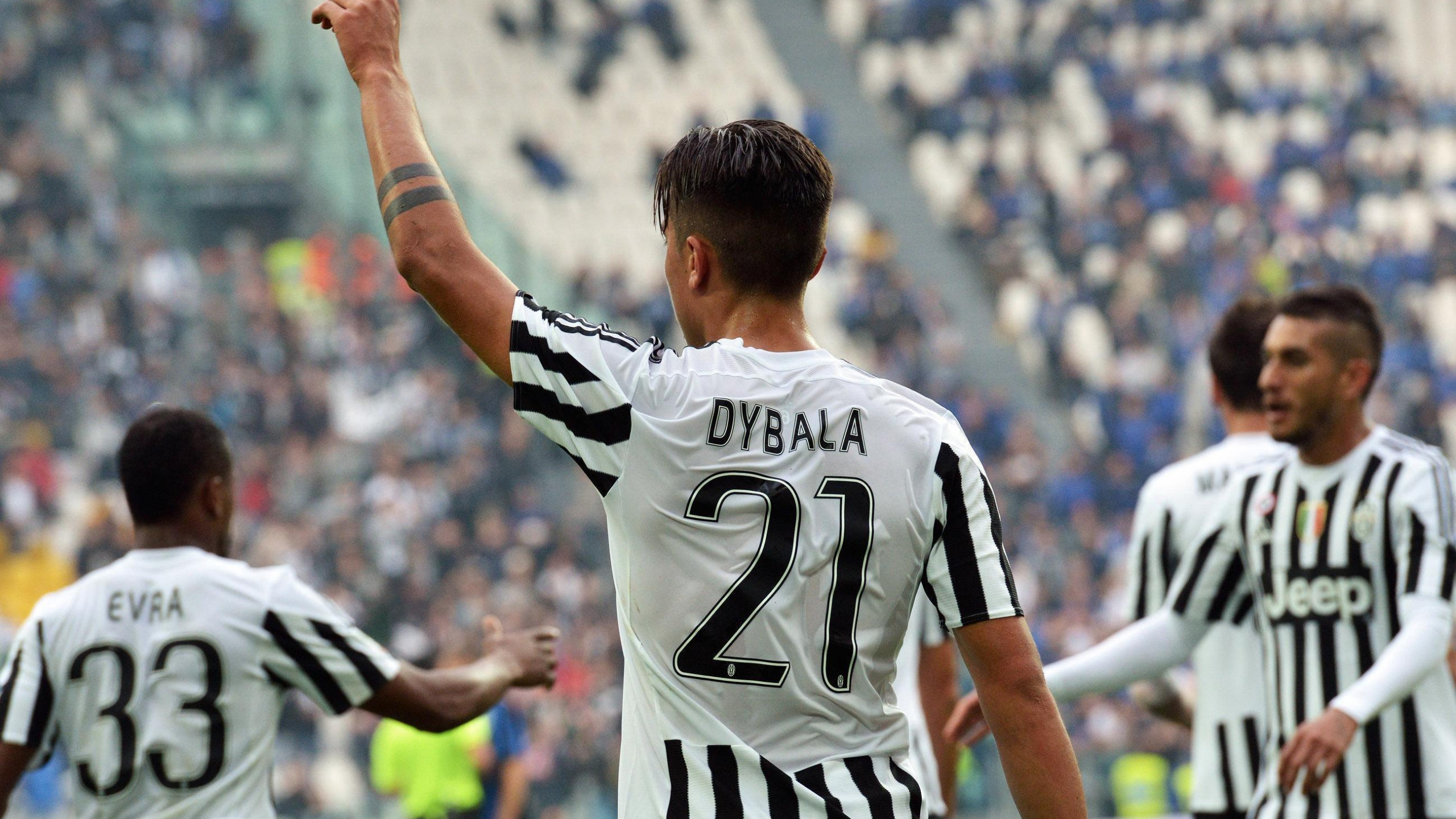 Download Wallpaper Dybala Dybala Becoming Juventus New Tevez Argenina Section Sports In Resolution 2560x1440