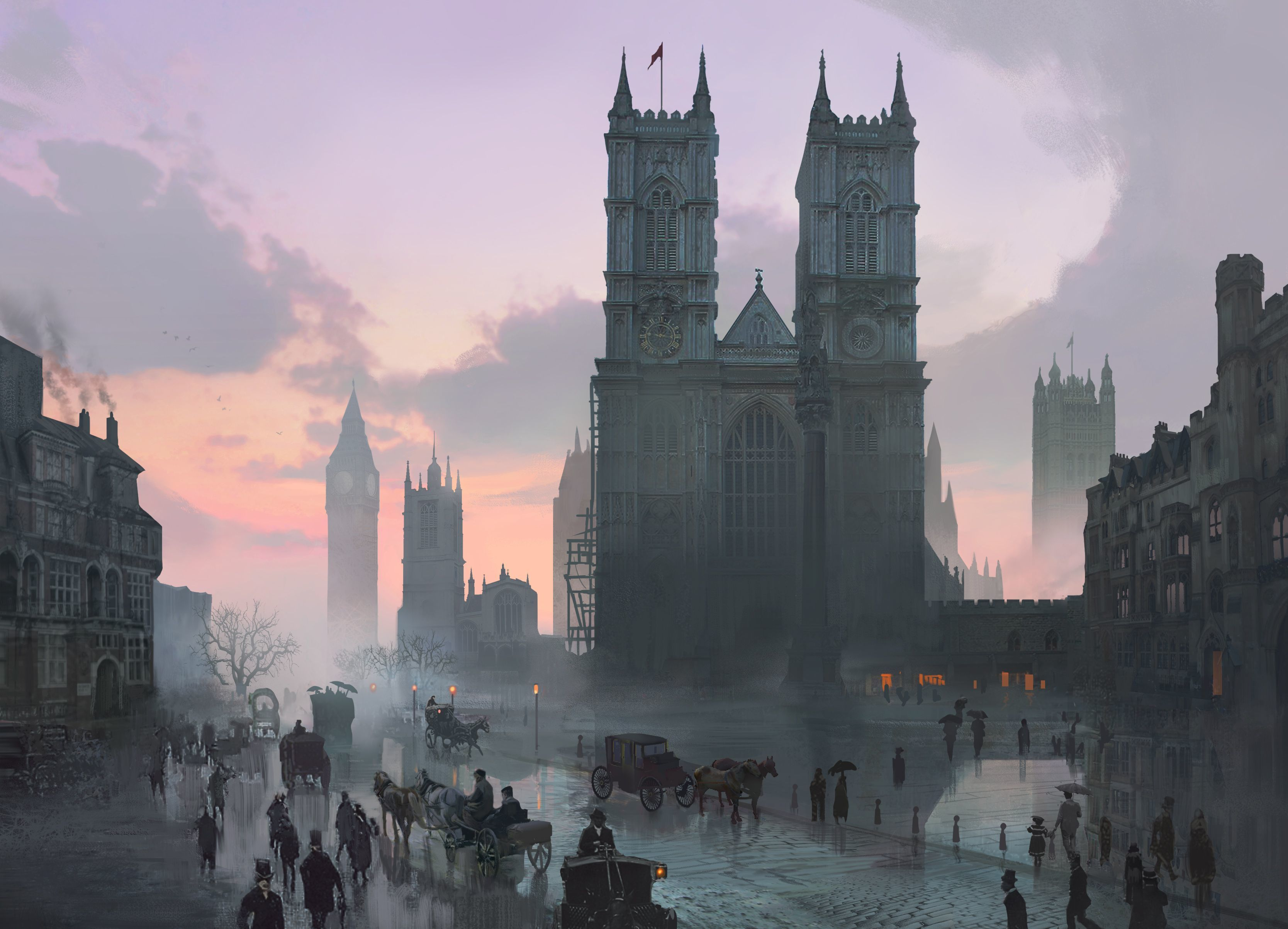 londo assassins creed syndicate - HD 3335×2405