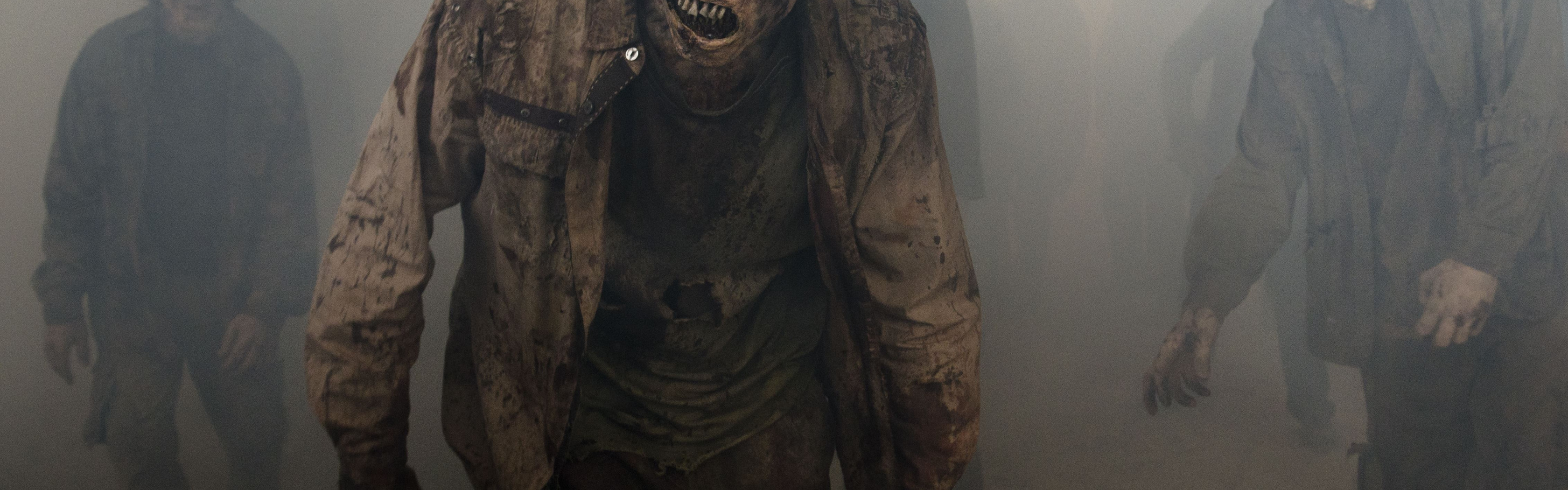Download Wallpaper Wallpaper Zombie Dead Death Mist The