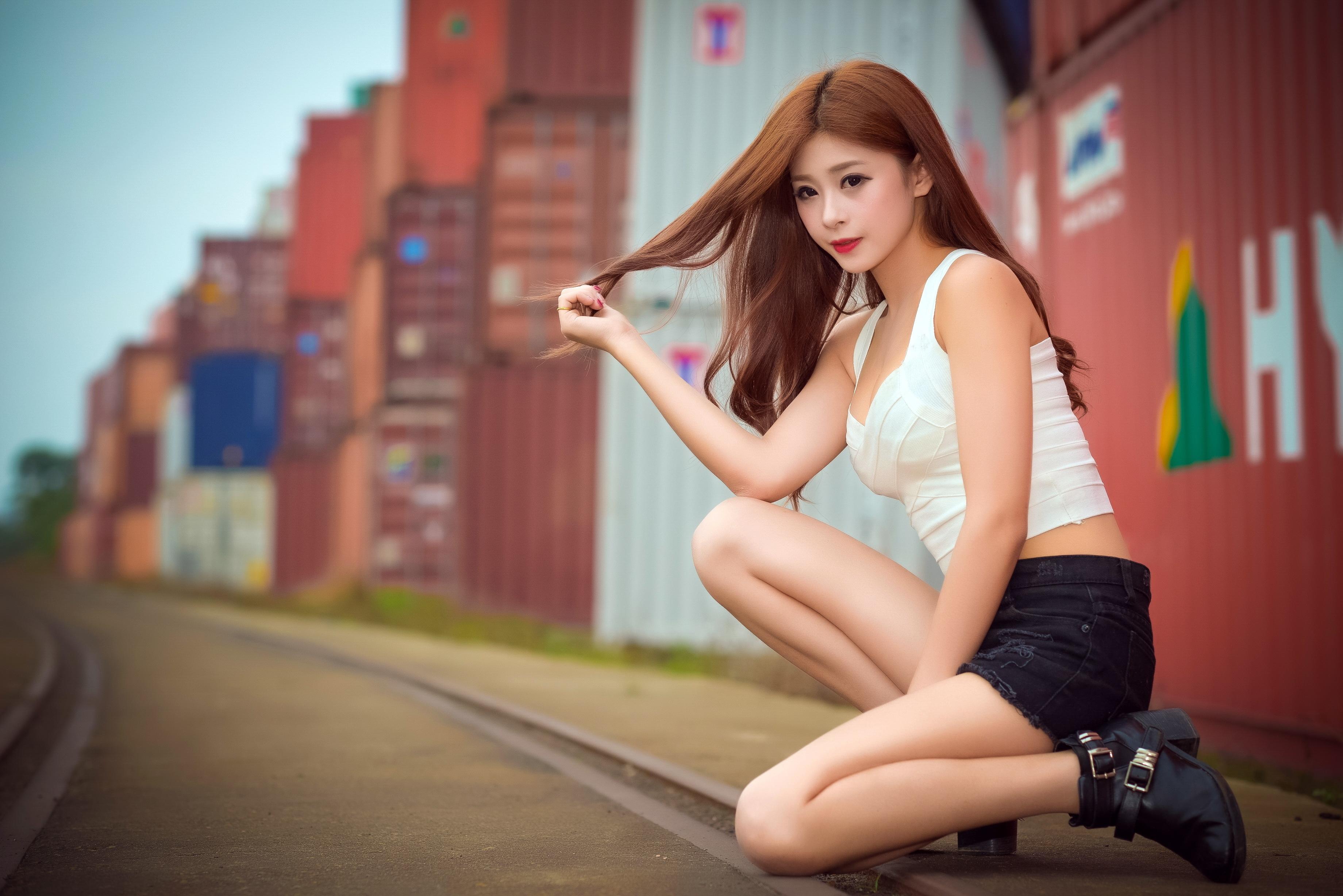 дешевые девушки азиатки сотни