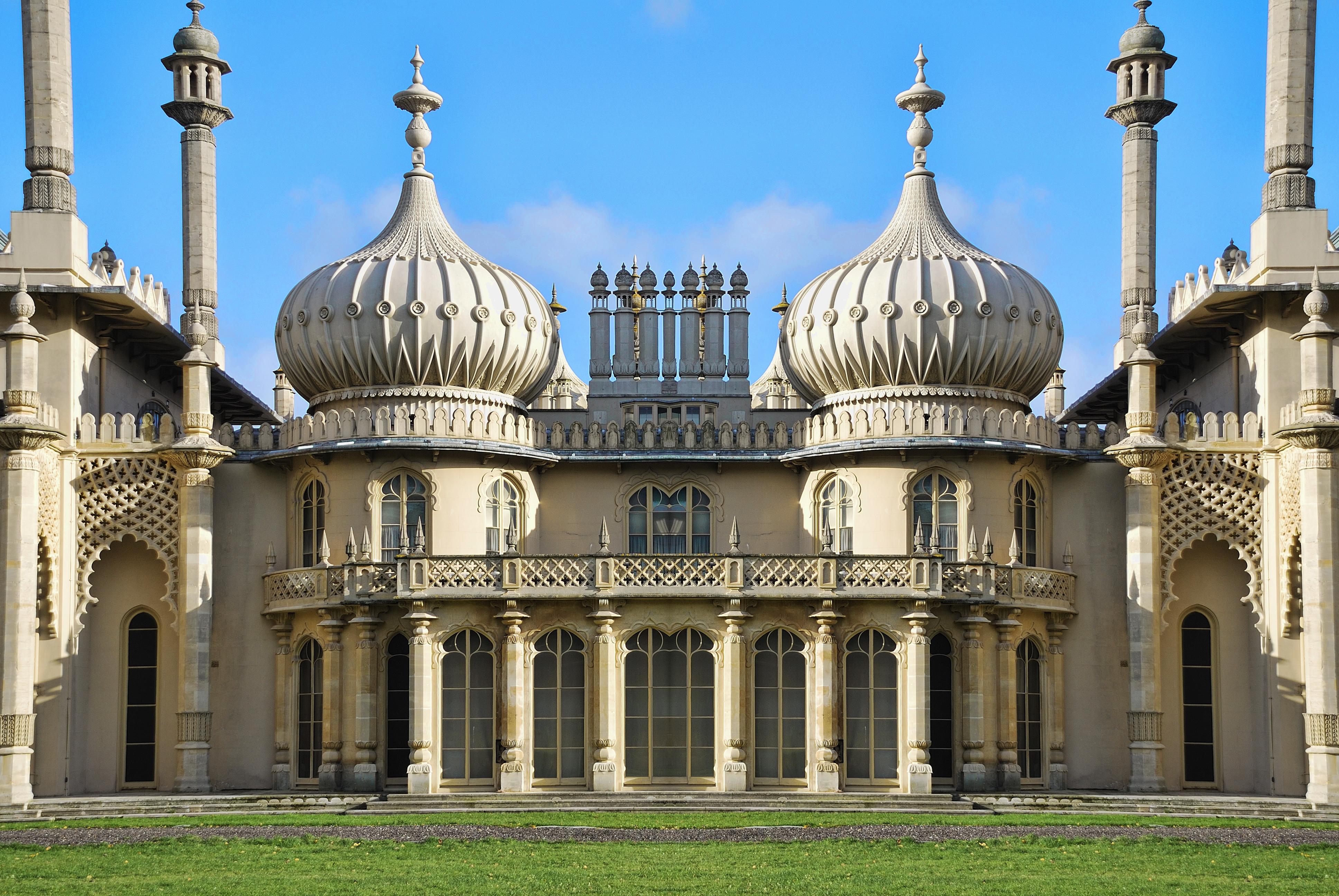 страны архитектура Королевский павильон Брайтон  № 2580584 загрузить