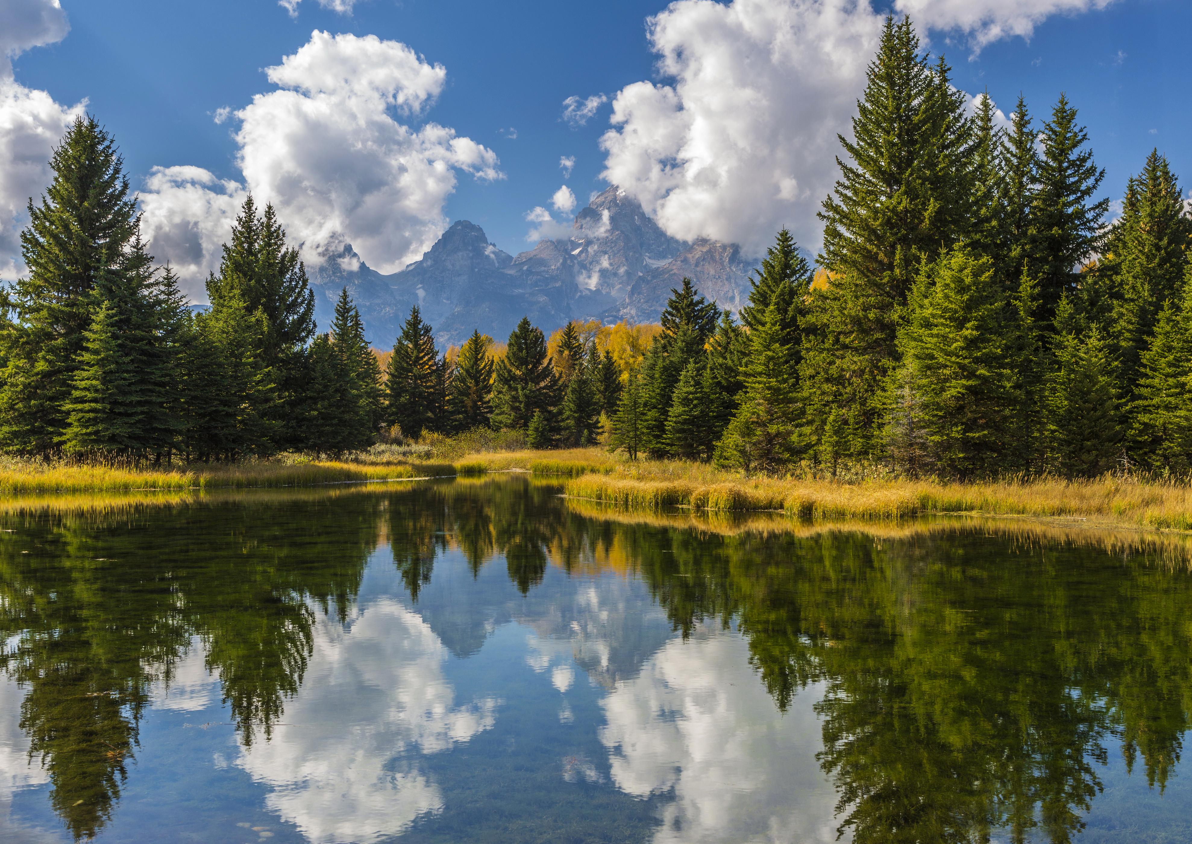 природа облака солнце река  № 2602926 загрузить