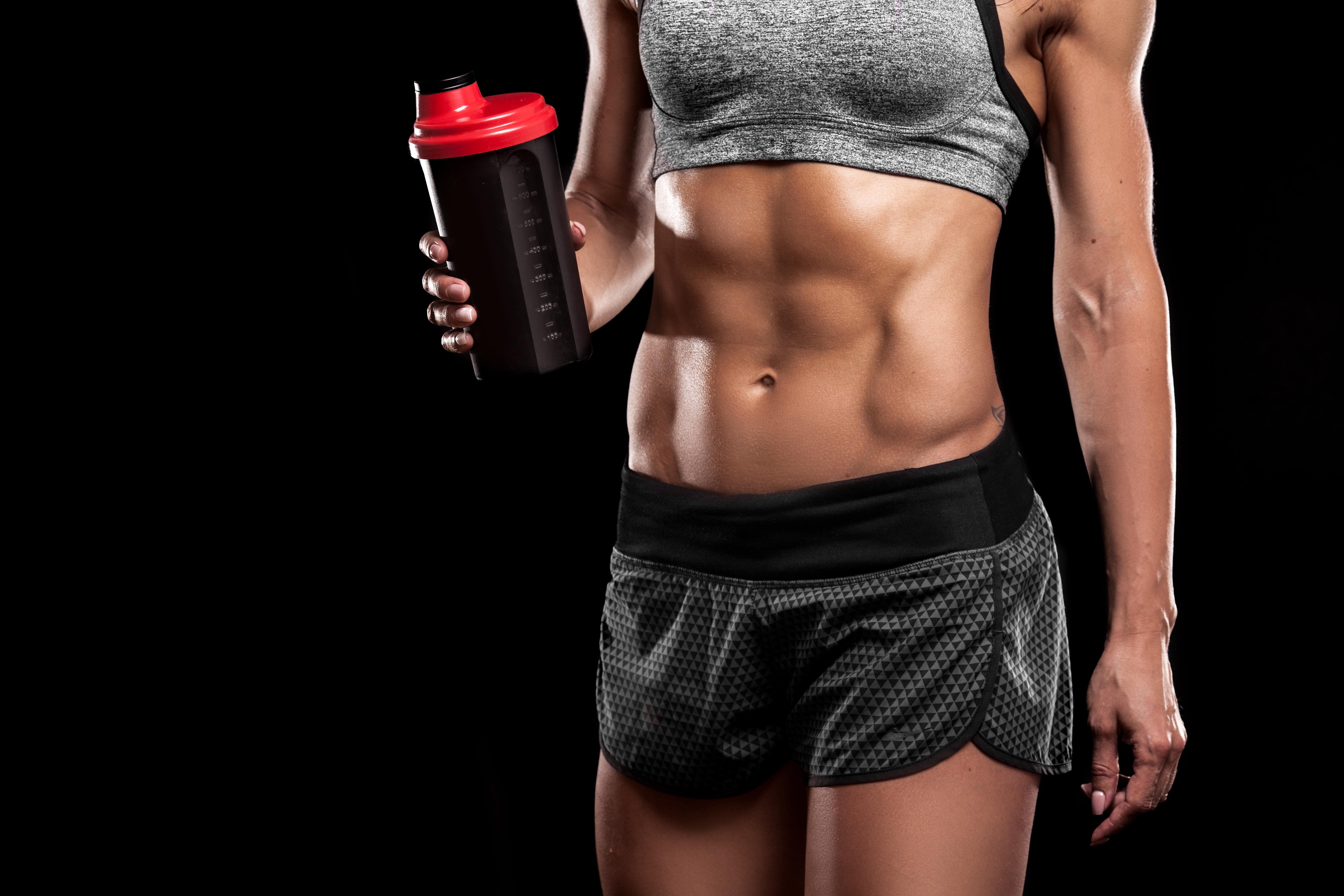 Как девушке принимать протеин чтобы похудеть