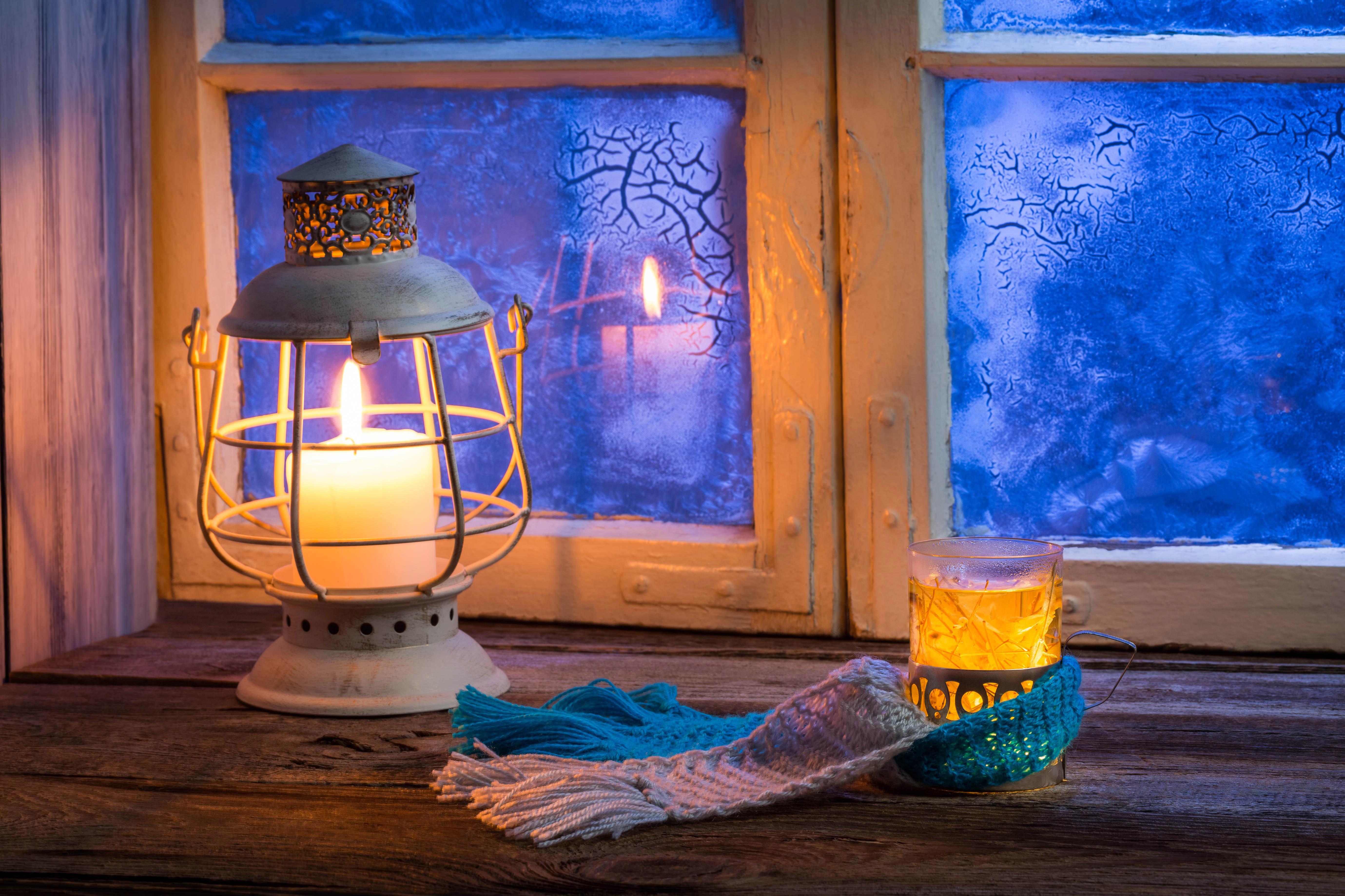 синий фонарь свечка  № 2050256 без смс