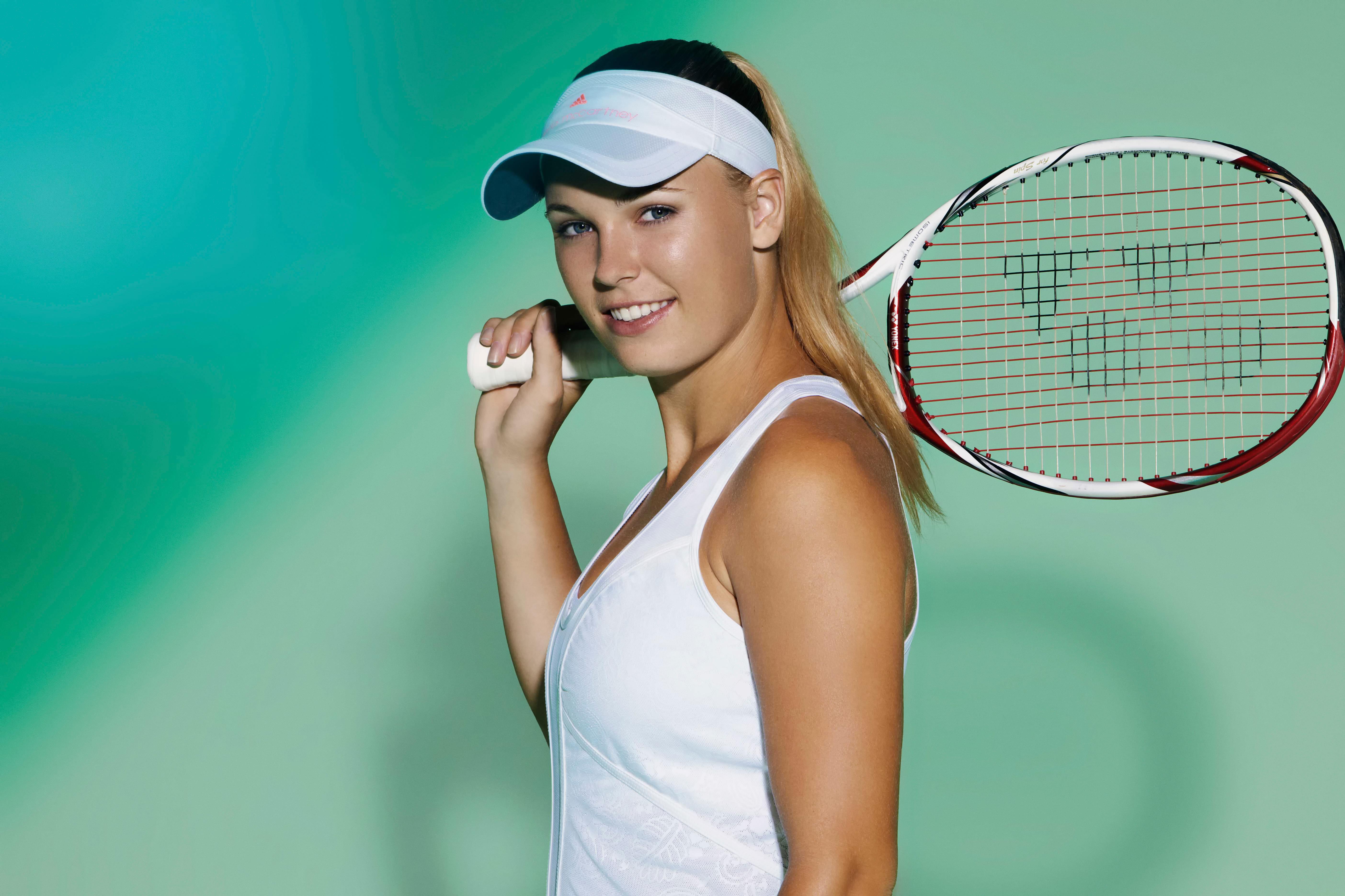 Тенисистка  № 989701 бесплатно