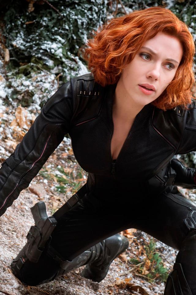 Download Wallpaper Scarlett Johansson Black Widow Natasha