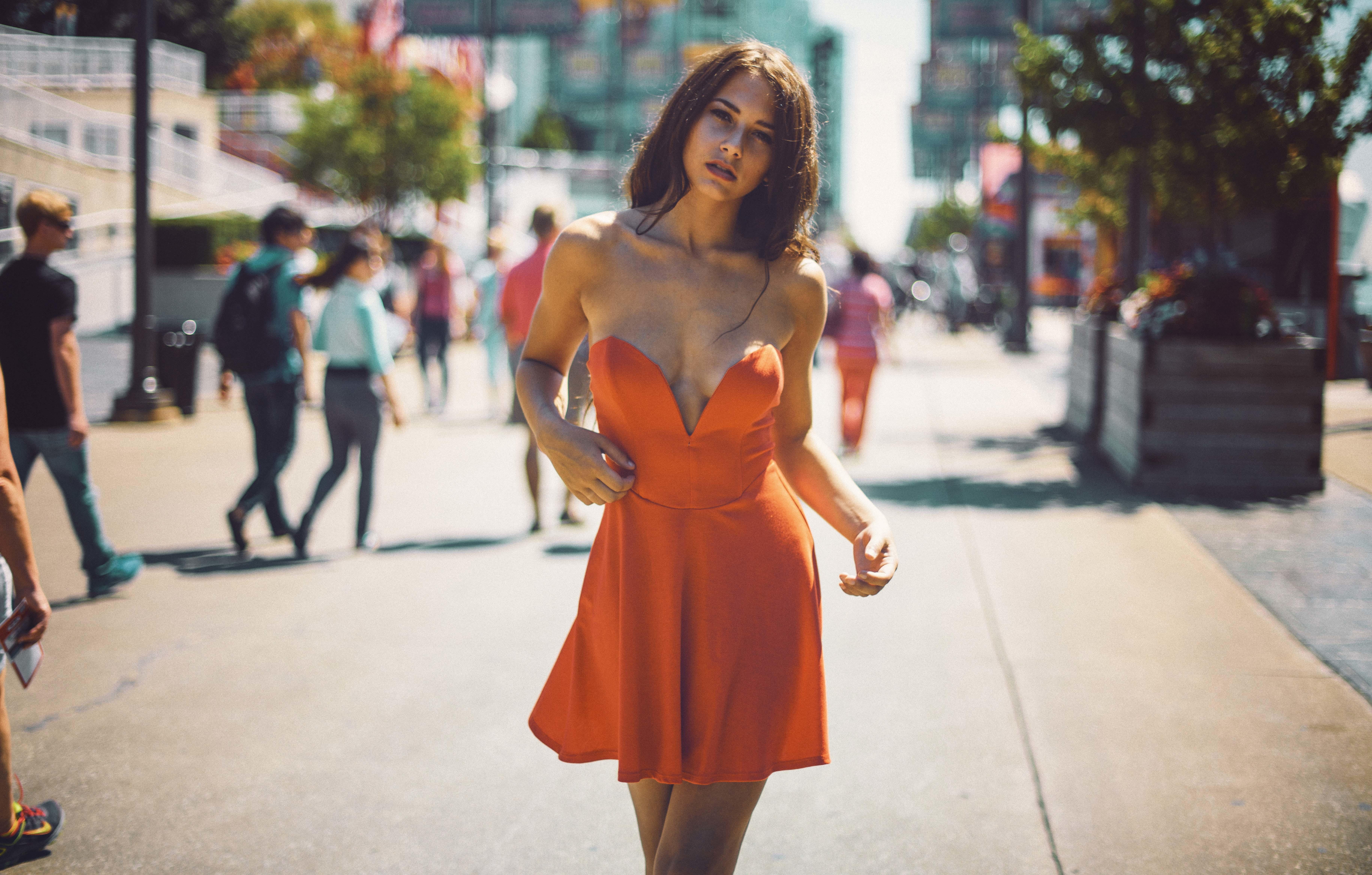 Street hot girls