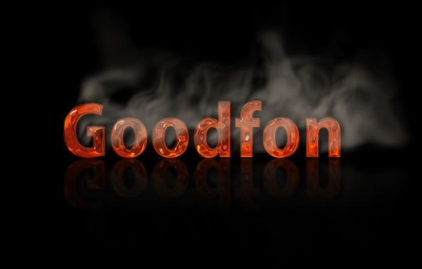 Picture goodfon, nice background, hot font