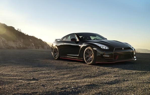Picture car, Nissan, GT-R