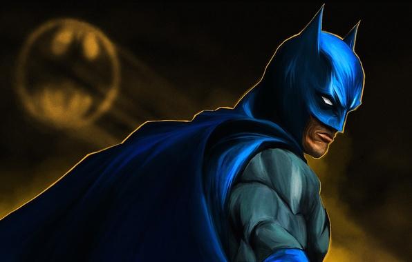 Picture Batman, superhero, Arkham
