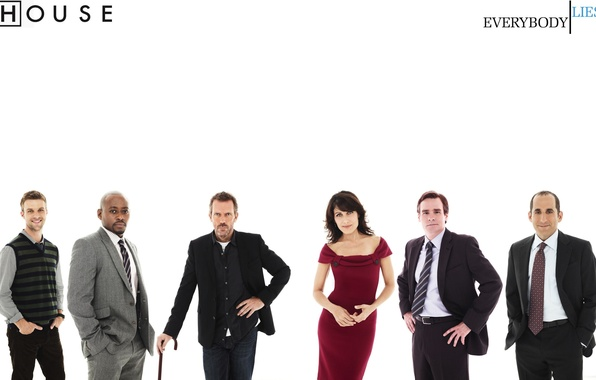 Picture House M.D., Dr. House, Lisa Cuddy, Forman, Gregory House, team house, Taub, Chase, Gregory House, …