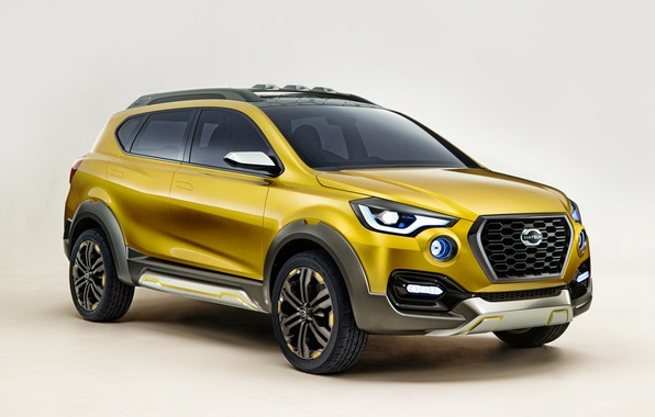 Picture Concept, the concept, Datsun, crossover, Datsun, GO-Cross