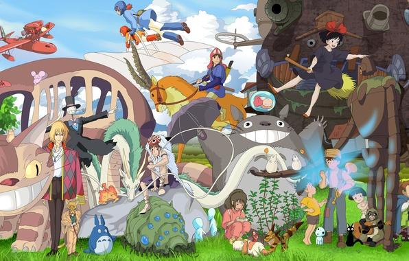 Picture Miyazaki, Gib, Hayao
