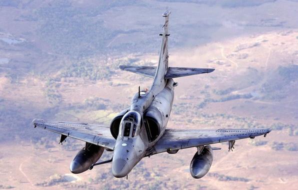 Picture flight, attack, Douglas, deck, easy, Skyhawk, A-4AR