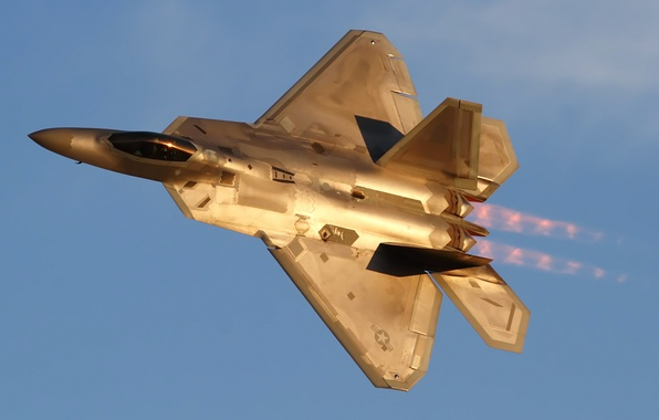 Picture California, F-22 Raptor, United States Air Force, Chino, Planes of Fame