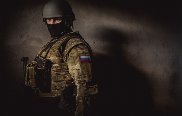 Picture mask, soldiers, machine, fighter, Russia, military, Lynx, MIA, SBM, camouflage