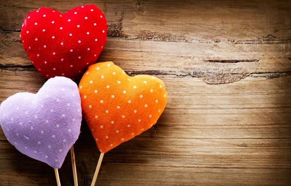 Picture love, romance, heart, colorful, love, Valentine's day, hearts, colorful, Valentine's Day, romance