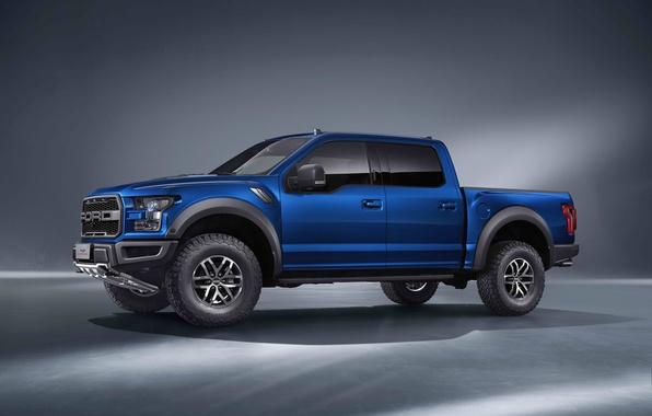 Picture background, Ford, Ford, Raptor, pickup, Raptor, F-150