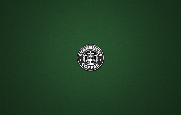 Picture green, background, the inscription, coffee, words, coffee, Starbucks