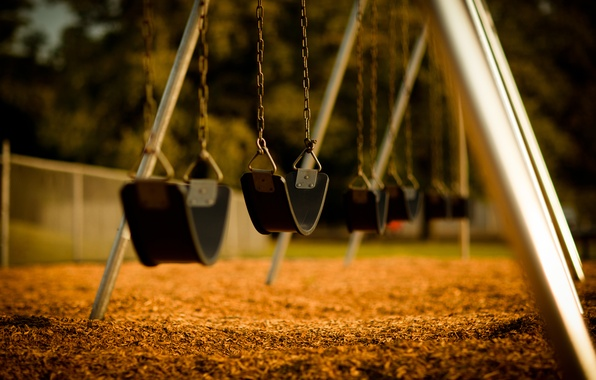 Picture joy, childhood, swing, mood, romance, mood, walk, fun, nostalgia, walking, romantic with mood, swing, swing