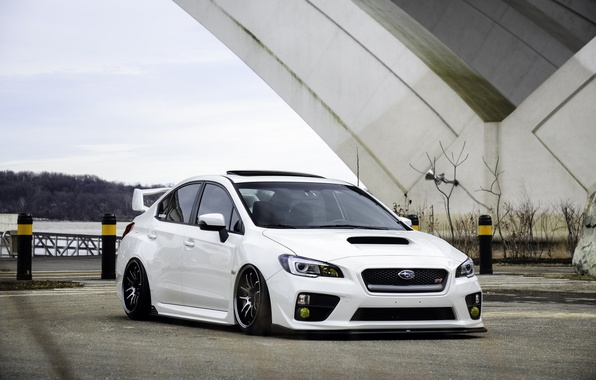 Cars Tuning Subaru Impreza Wrx Jdm Wallpaper: Wallpaper Turbo, White, Subaru, Japan, Wrx, Impreza, Jdm