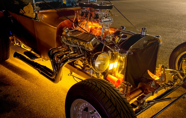 Picture style, lights, backlight, Hot Rod