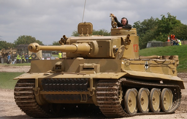 Picture Tiger, tank, Tiger, heavy