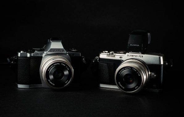 Picture Olympus, PEN EP-5, O-MD EM-5