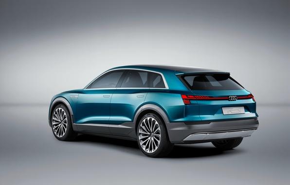 Picture Audi, Audi, concept, the concept, e-tron, quattro, 2015