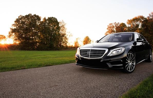 Picture Mercedes-Benz, Mercedes, S-Class, W222