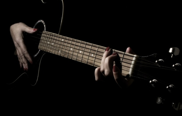 Picture music, the game, guitar