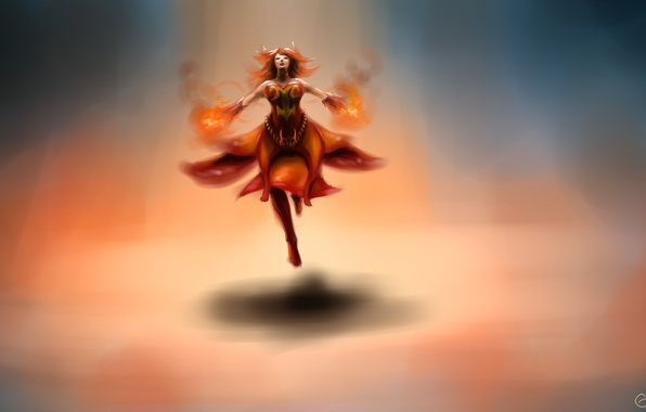 20 best images about Dota 2 Lina, the Slayer on Pinterest