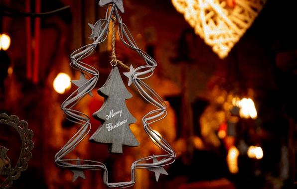 Picture toy, Christmas, decoration, herringbone