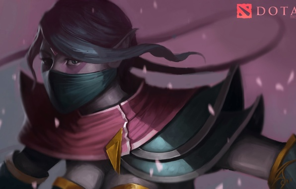 kindle for iphone wallpaper look dota 2 templar assassin 4249